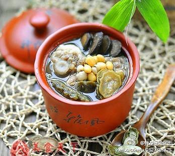 苦瓜原料龙骨干汤,牛蒡:苦瓜或猪尾骨龙骨干牛高热量家常菜都有哪些图片