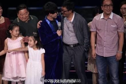 2013快男华晨宇妹妹图片_快男总决赛华晨宇妹