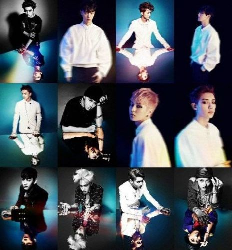 EXO上海演唱会2014