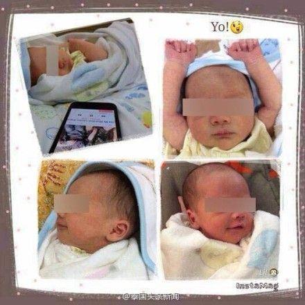 泰版浪漫满屋 mike老婆 儿子照片 泰国 mike 承认图片