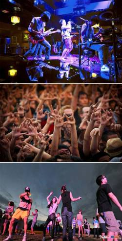 2014西安超级公园音乐节