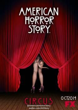 美国恐怖故事第四季热播中 第五季制作已开启